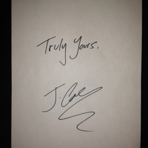 J.Cole Truly Yours